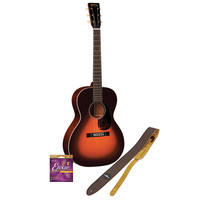 Martin CEO-7 Retro Acoustic Guitar Sunburst with Free Gifts
