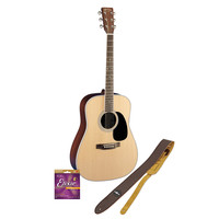 Martin D-35 Dreadnought Acoustic Guitar with Free Gifts