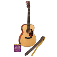 Martin 000-18 Auditorium Acoustic Guitar Natural with Free Gifts