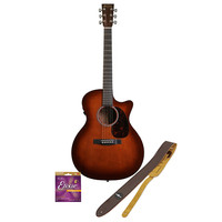 Martin GPCPA4 Performing Artist Electro Shaded Top with Free Gifts