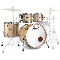 Pearl FW924XSP Wood Fiberglass Ltd Ed. Shell Pack Platinum Mist - Nearly New