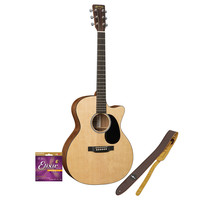 Martin GPCRSGT Road Series Electro Acoustic Natural with Free Gifts