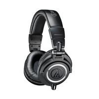 Audio Technica ATH-M50x Professional Monitor Headphones Black