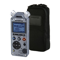 Olympus LS-12 Linear PCM Portable Recorder with Case