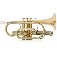Besson Sovereign BE928G Bb Cornet Lacquer