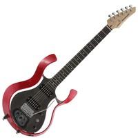 Vox Starstream Type-1Metallic Red & See-Through Semi-Gloss Black