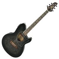 Ibanez TCM50 Talman Electro Acoustic Guitar Trans. Black Sunburst