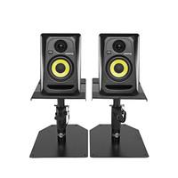 KRK Rokit RP4 G3 Studio Monitors with Desktop Stands Pair