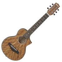 Ibanez EWP12WB Piccolo Acoustic Guitar Open Pore Natural