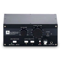 JBL M-Patch 2 Passive Monitor Volume Controller