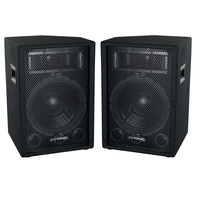 Phonic SEM712 Plus Passive PA Speaker Pair