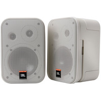 JBL Control 1 Pro Passive Installation Loudspeakers (PAIR) White - Nearly New