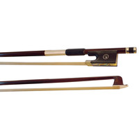 Hidersine 5065A Octagonal Pernambuco Violin Bow 4/4 Size - Ex Demo