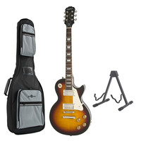 Epiphone Les Paul Ultra III Vintage Sunburst with Free Stand & Bag