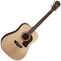 Washburn HD10S Dreadnought Acoustic Guitar Natural
