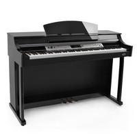 DP-60 Digital Piano by Gear4music Polished Ebony - Nearly New