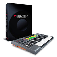 Steinberg Cubase Pro 8.5 with Novation Launchkey 25
