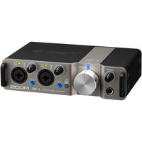Zoom UAC-2 2-In/2-Out USB 3.0 Audio Interface  - Box Opened