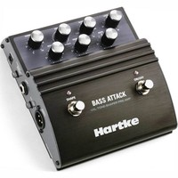 Hartke VXL Bass Attack Preamp / Pedal