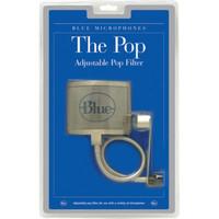 Blue The Pop Official Blue Pop Filter