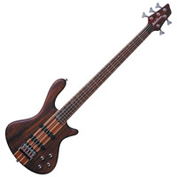 Washburn Taurus T25 Bass Guitar Natural Mahogany