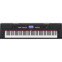 Yamaha Piaggero NPV60 Portable Keyboard Black