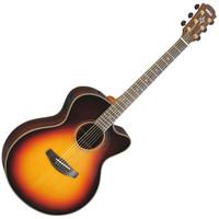 Yamaha CPX1200 Electro Acoustic Guitar Vintage Sunburst