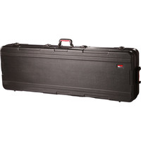 Gator 88 Note Keyboard Case w TSA Latches and Wheels
