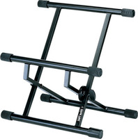 Quiklok BS-317 Double Braced Amp / Monitor Stand