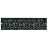LA Audio 12 Ch Active Mic Splitter