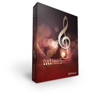 PreSonus Notion 5 Notation Software - Education 10+ Seats (Per Seat)