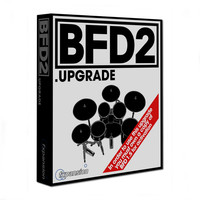 FXpansion BFD 2 Upgrade Virtual Drum Software