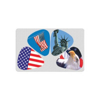 PikCard Picks (4) USA