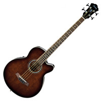Discontinued Ibanez AEB10EDVS Electro Acoustic Bass Guitar