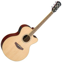 Yamaha CPX500II Electro Acoustic Guitar Natural
