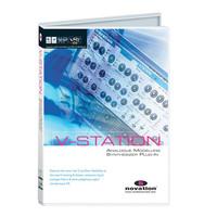 Discontinued Novation V-Station VST Instrument