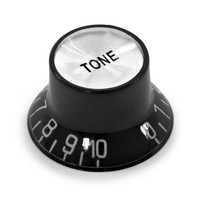 Guitar Tone Control Knob Top Hat