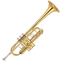 Discontinued Yamaha YTR4435 Intermediate Trumpet In C