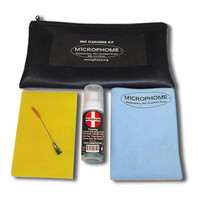 Vocal Care Microphone Sanitizing Microphone Cleaning Kit