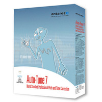 Antares Auto-Tune 7 Pitch Correction Software TDM/Native