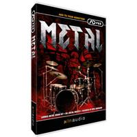 XLN Audio Addictive Drums Metal ADpak