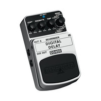 Behringer DD400 Digital Delay Pedal