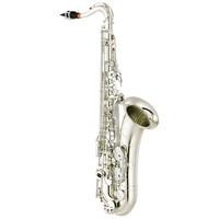 Yamaha YTS480S Intermediate Tenor Saxophone Silver