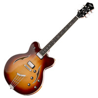 Hofner Verythin Special Electric Guitar Sunburst