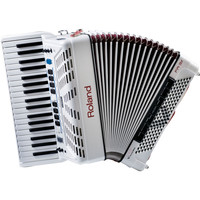 Roland FR-3X V-Accordion White