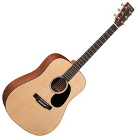 Martin DRS-2 Road Series Electro Acoustic Guitar Natural