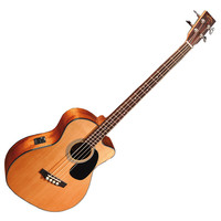 Sigma BMC-1STE Electro Acoustic Bass Guitar Natural