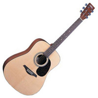 Vintage V800 Acoustic Guitar Natural