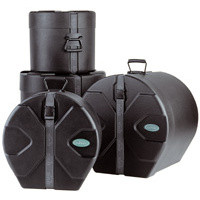 SKB Drum Set 2 Case Bundle With Padded Interiors