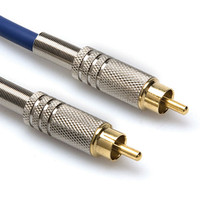 Hosa DRA-502 S/PDIF Coax Cable RCA to RCA 2m